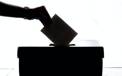 Edital de convocação de Eleições 2020